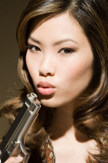 Asian White Women 38